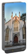 Historic Downtown Church Portable Battery Charger
