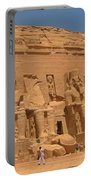 Historic Egypt Portable Battery Charger