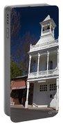 Historic Firehouse No. 1 Nevada City California Portable Battery Charger