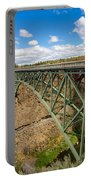 Historic Highway Bridge Portable Battery Charger