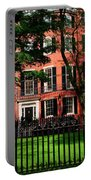 Historic Homes Of Beacon Hill, Boston Portable Battery Charger