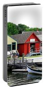 Historic Mystic Seaport Portable Battery Charger
