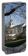 Historic Nantucket Church Portable Battery Charger