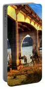 Historic Siuslaw River Bridge Portable Battery Charger