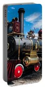 Historic Steam Locomotive - Promontory Point Portable Battery Charger