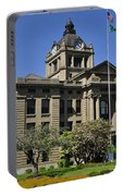 Historical Montesano Courthouse Portable Battery Charger