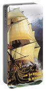 Hms Victory Portable Battery Charger