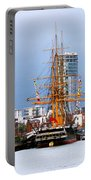 Hms Warrior Portsmouth Portable Battery Charger