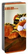 Ho Hummm Tiger Portable Battery Charger