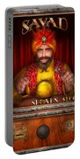 Hobby - Have Your Fortune Told Portable Battery Charger by Mike Savad