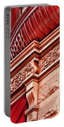 Hoboken Brownstone Art Portable Battery Charger