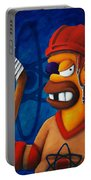 Hockey Homer Portable Battery Charger