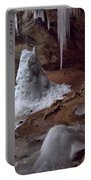 Hocking Hills Park Frozen Portable Battery Charger