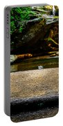Hocking Hills Waterfall Portable Battery Charger