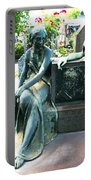 Hoffman Memorial II Monumental Cemetery Milan Italy Portable Battery Charger