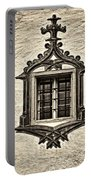 Hohes Schloss Window Portable Battery Charger