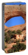 Wilson's Arch, Utah Portable Battery Charger