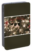 Holiday Card Portable Battery Charger