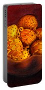 Holiday Citrus Bowl  Portable Battery Charger
