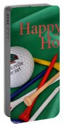 Holiday Golf Portable Battery Charger