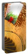 Holiday In The Lighthouse Portable Battery Charger