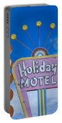 Holiday Motel Portable Battery Charger
