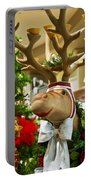 Holiday Reindeer Portable Battery Charger