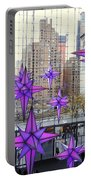 Holiday Stars Portable Battery Charger