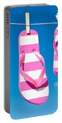 Holiday Washing Line Portable Battery Charger