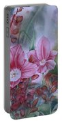 Holland Blooms Portable Battery Charger