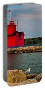 Holland Harbor Light Portable Battery Charger