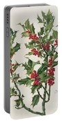 Holly Portable Battery Charger by Alice Bailly