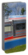 Hollywood Diner Portable Battery Charger