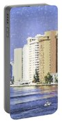 Hollywood In Florida Portable Battery Charger