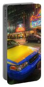 Hollywood Taxi Portable Battery Charger
