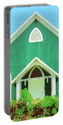 Holuoloa Church Portable Battery Charger