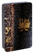Holy Bible Portable Battery Charger
