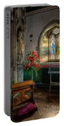 Holy Ground Portable Battery Charger by Adrian Evans