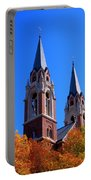 Holy Hill Portable Battery Charger