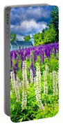 Holy Lupines Portable Battery Charger