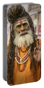 Holy Man Portable Battery Charger