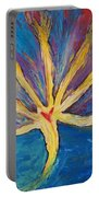 Holy Spirit Which Dwells In You Portable Battery Charger