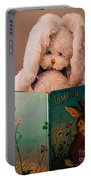 Home For A Bunny 1 Portable Battery Charger