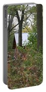 Home In The Woods Portable Battery Charger