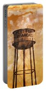 Home Of The Pilot Point Bearcats Portable Battery Charger
