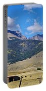 Home On The Range - A Westcliffe Ranch Portable Battery Charger