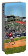 Home Run Or Struck Out Portable Battery Charger