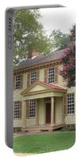 Homestead In Colonial Williamsburg Portable Battery Charger