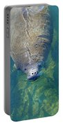 Homosassa Springs Manatee 4 Portable Battery Charger