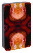 Honesty - Visionary Art By Sharon Cummings Portable Battery Charger